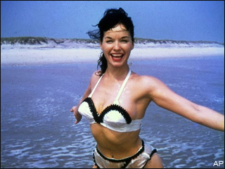 Bettie Page 1923 - 2008