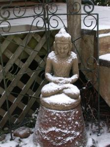 Snow tableau I